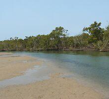 Urunga Lagoon by bobbijo07