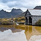 Boat Shed by cowwws