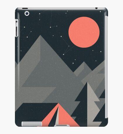 Retro Camping  iPad Case/Skin