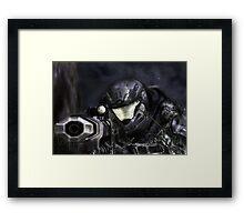 Hyper Lethal Vector Framed Print