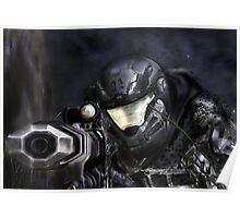 Hyper Lethal Vector Poster
