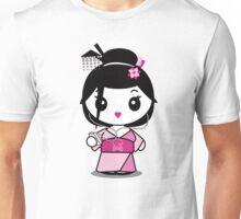 Geisha Grooves Unisex T-Shirt