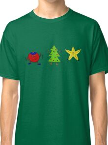 Christmas characters - complete set  Classic T-Shirt