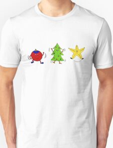 Christmas characters - complete set  T-Shirt