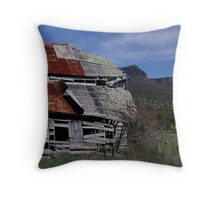 photoj, Tasmania, Meander Valley Throw Pillow