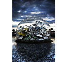 Hope Under Glass Photographic Print