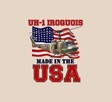UH-1 Iroquois Made in the USA Unisex T-Shirt