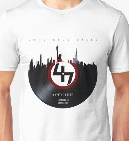 Capital STEEZ Vinyls Unisex T-Shirt