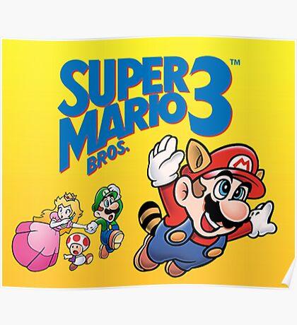 MARIO 3rd Poster