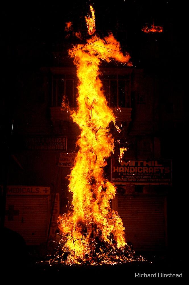 Light My Fire by Richard Binstead