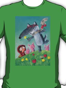 Not so Big Bad Wolf T-Shirt