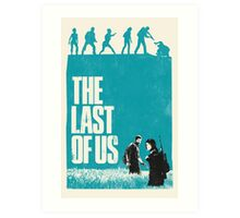 The Last Of Us Art Print