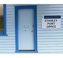 Stanley views Photographic Print