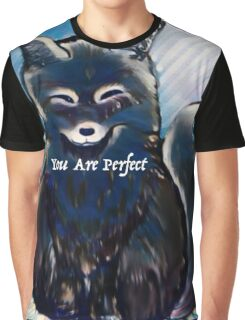 'You Are Perfect' The Fox of positivity  Graphic T-Shirt