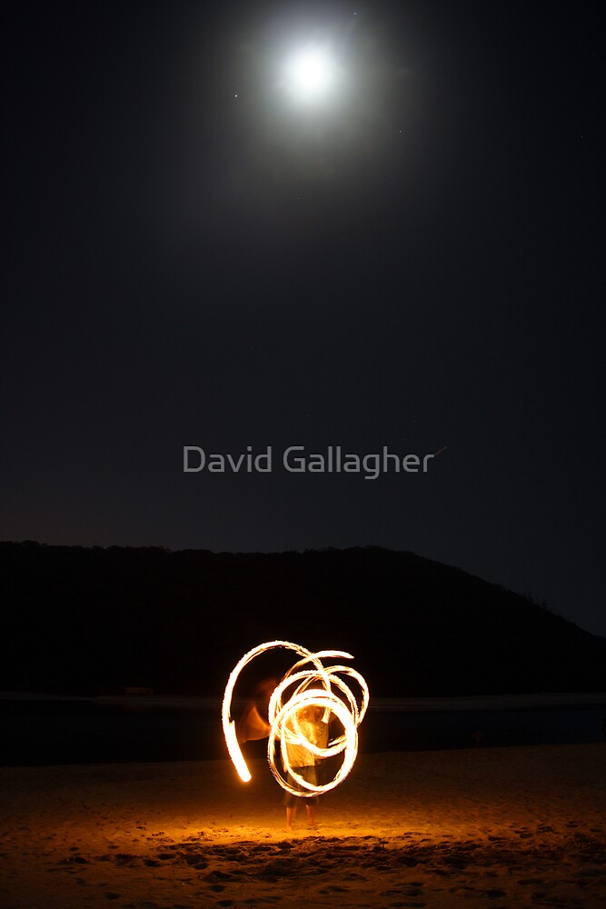 Firemoon by David Gallagher