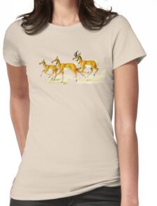 Pronghorns Womens Fitted T-Shirt