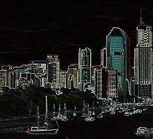 Brisbane Highlights by Matthew Stewart