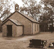 All Saints Church - Western Australia  by lettie1957