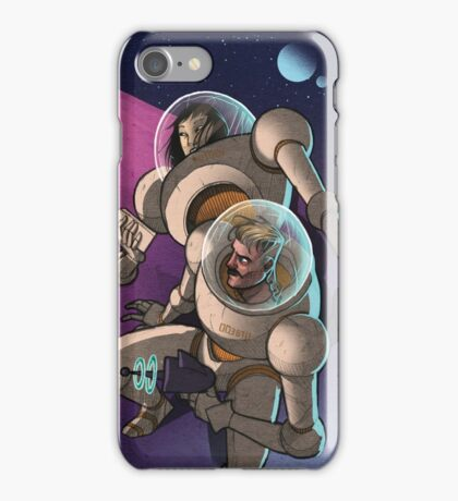Space Cadets iPhone Case/Skin