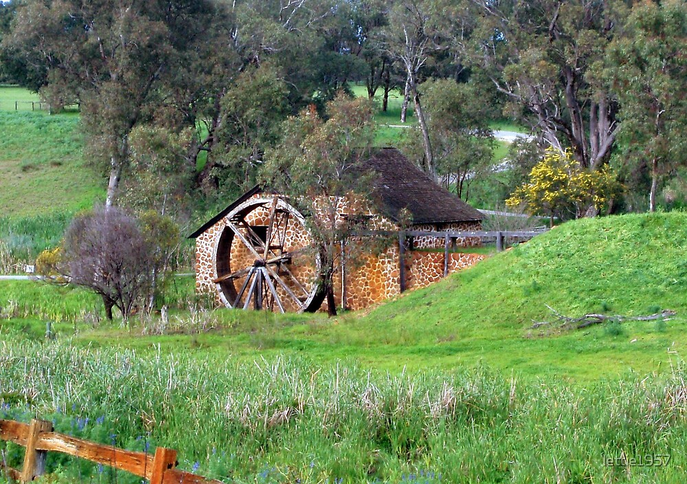 The Old Millhouse - Perth Western Australia  by lettie1957