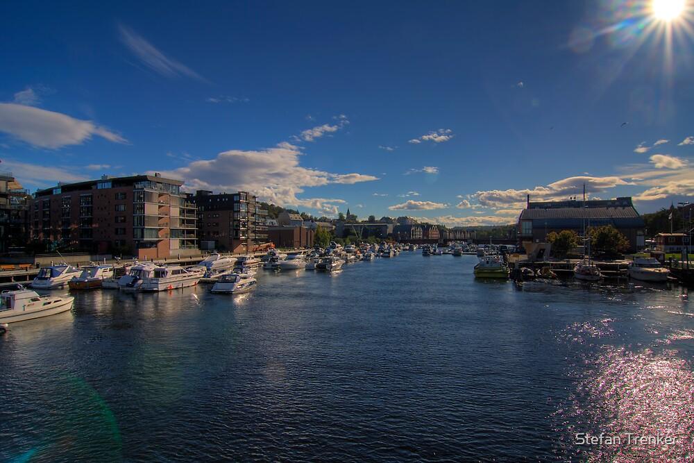 Trondheim - Two Hours of Sunshine by Stefan Trenker