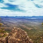 Reeds Lookout, Grampians National Park by Bevlea Ross