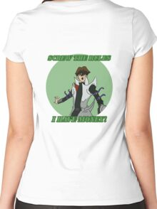 Seto Kaiba Women's Fitted Scoop T-Shirt