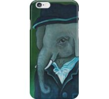 The Elephant Man iPhone Case/Skin