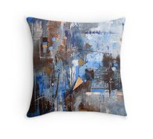 Making Sense Of It All Throw Pillow
