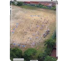 Above the City IV - Kuala Lumpur, Malaysia. iPad Case/Skin