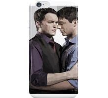 Ianto and Jack iPhone Case/Skin