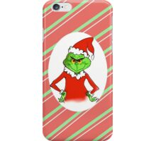 The Grinch Stole Christmas iPhone Case/Skin