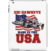 E-2C Hawkeye Made in the USA iPad Case/Skin
