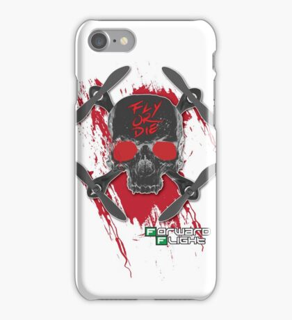 Fly or Die iPhone Case/Skin