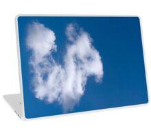 Blue sky Laptop Skin