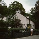 Dove Cottage Grasmere Lake District England 198405200032 by Fred Mitchell
