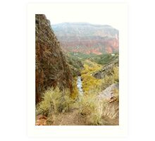 Scenic 485, Jemez, New Mexico Art Print