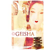 Geisha Photographic Print