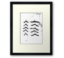 Sycamore Seeds (phone) Framed Print