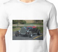 1927 Ford Model A Roadster Hot Rod Unisex T-Shirt