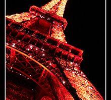 Tour Eiffel  by Georgi Bitar