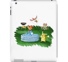 Poké-Summer iPad Case/Skin