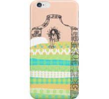 Another Princess, Another Pea iPhone Case/Skin