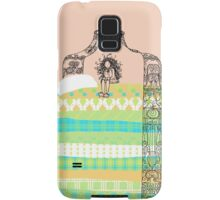 Another Princess, Another Pea Samsung Galaxy Case/Skin