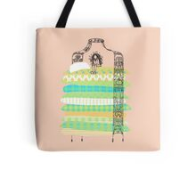 Another Princess, Another Pea Tote Bag