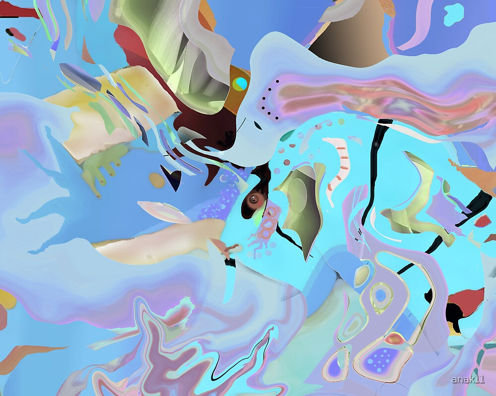 Pastel Reef by anak11