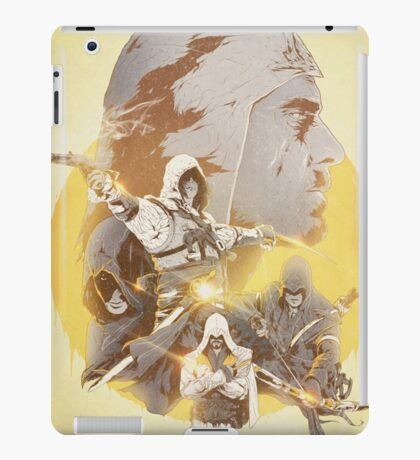 Assassin's Creed Brotherhood iPad Case/Skin