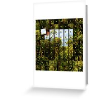 Seeds of Change Greeting Card