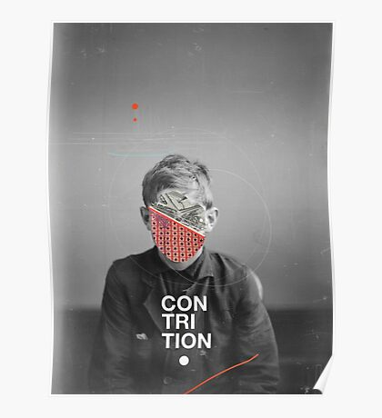 Contrition Poster