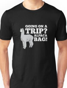 Alpaca Bag Unisex T-Shirt